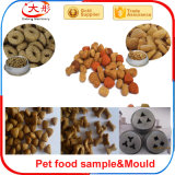Máquina nova do alimento de cão da extrusora do alimento de animal de estimação da tecnologia
