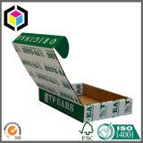 Относящая к окружающей среде коробка перевозкы груза бумаги Corrugated картона складчатости
