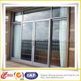 Finestra di scivolamento commerciale residenziale dell'alluminio/PVC di vendita calda