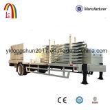1250-800機械を形作るアーチの切妻屋根シートロール