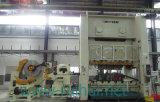 NC 자동 귀환 제어 장치 지류를 가진 직선기 및 Uncoiler 압박 기계에서 를 사용하는