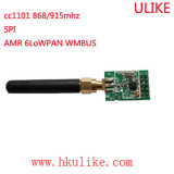 Cc1101 무선 모듈 315/433/370/868/915MHz Fsk 송수신기 모듈 RF 모듈