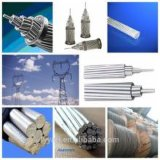 Overhead nudo Aluminum Stranded Conductor AAC BS215 per Power Transmission