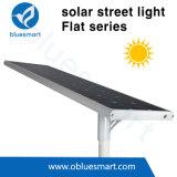 Bluesmart 100With120W alle eine Solar-in den LED-Straßenbeleuchtung-Garten-Lampen-im Freien Solarprodukten mit Bewegungs-Fühler