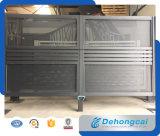 Grille en aluminium de yard de villa de qualité européenne de type de sûreté