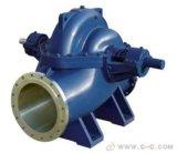 Hohe Leistungsfähigkeits-grosses Kapazitäts-doppelte Absaugung-aufgeteiltes Gehäuse-zentrifugale Wasser-Pumpe