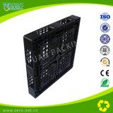 Páletes/bandejas plásticas materiais de Rackable do HDPE 1100*1100