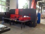 Macchina meccanica della pressa meccanica della torretta di CNC del foro della lamiera sottile