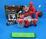 電気おもちゃのプラスチックはもてあそぶB/Oのオートバイ(992201)を