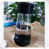 Botella plástica de la coctelera del uno mismo de la cocina (VK15027)
