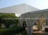 Напольный алюминиевый ясный шатер венчания пяди
