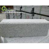 Kerbstone van het Graniet van de Parel van de fabriek Natuurlijke Grijze Gevlamde G603 Maan