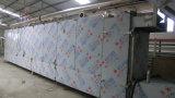 Industrielle Strangpresßling-Nahrungsmitteltunnel-Trockner-Entwässerungsmittel-Maschine für trocknender Imbiss-Ernährungsnahrung