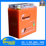 batteria ricaricabile del motociclo del gel della batteria del motociclo 12V