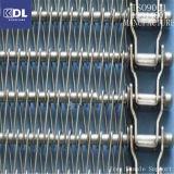 Roestvrij staal 304/316 Riem van het Netwerk van de Draad van de Transportband