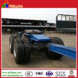 De dubbele Trekbalk van Assen Dolly Aanhangwagen voor Tractor/het Semi Verbinden van de Aanhangwagen