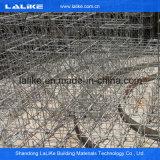 Échafaudage en acier de système de Ringlock d'échafaudage galvanisé par Q345