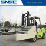 新しい中国Snscの自動4tディーゼルフォークリフト