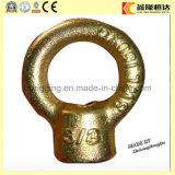 高品質のステンレス鋼の持ち上がる目のナットDIN580