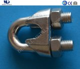 Galv. Uni clips de câble métallique d'en 13411-5