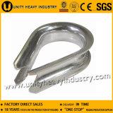 Гальванизированное кольцо веревочки провода сплава кольца веревочки провода