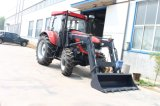 100HP Front End Loader Multifunction Tractor