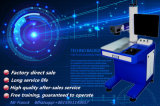Máquina de la marca del laser del CO2 para los nombres de la insignia, fechas, codificación