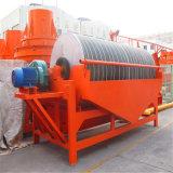 Метод постоянной влажной пользы сепаратора магнитного барабанчика влажный