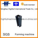 C Channel Forming Machine com Hydraulic Cutting