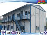 Casa de acero prefabricada de dos pisos del edificio para Dormitary (FLM-H-007)