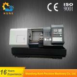 Tour horizontal de commande numérique par ordinateur de lit plat de prix usine Ck6140