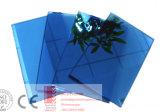 l'espace libre de 3-12mm, bronze, gris, bleu, verdissent la glace de flotteur teintée et r3fléchissante