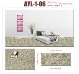 공장 가격 높은 광택 대리석 패턴 비닐 마루
