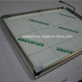 LED 전시 알루미늄 호리호리한 가벼운 상자를 광고하는 실내 바 클럽 PVC Backlit 필름
