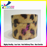 Bello Printing Perfume Round Box con Hot Stamping