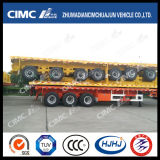 Cimc Huajun Popular Type of Stake Cargo Trailer em África