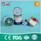 外科錫ボックスプラスター、医学の付着力プラスター、雪片の酸化亜鉛プラスター