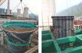 Tubo de Wesp para el tubo del ánodo de la protección del medio ambiente/FRP