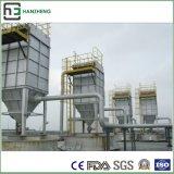 Côté-Pulvérisation plus la ligne traitement de Collecteur-Production de la poussière de Sac-Maison de flux d'air