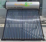 2016 Verwarmer van het Water van de Druk van de Buis van het Glas de Zonne met Ce