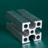 Profil en aluminium d'Extrustion de construction de barre en aluminium carrée
