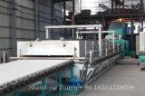 Riga di alluminio di ceramica dell'attrezzatura di produzione della coperta 3000t dell'ago del silicato di Fiberblanket