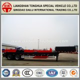 2 remorque de Lowbed de transport d'excavatrice élargie de Fuwa par essieux semi