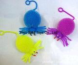 giocattoli infiammanti della sfera/capsula del pesce palla di 5cm/sfera pesce palla di stampa