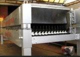 ステンレス製のSteel Poultry Slaughter Machine (家禽の水平のプラッカー)
