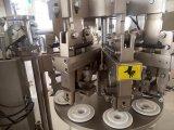 Lleno automático de llenado de tubo y máquina de sellado máquina de llenado de tubo