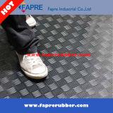 Checker Runner Rubber Mat. / Five Checker Pattern Rubber Mat for Truck.