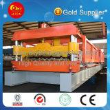Línea China de la hoja de la azotea del metal