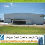 Estructura de acero Pre-Ingeniería de Aviones Hangar (JDCC-SW85)