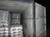 最もよい価格の一括売りのアルミニウムインゴット99.7%